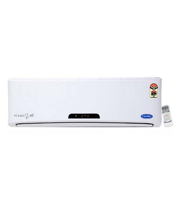 carrier air conditioner prices. carrier midea kurve 1.5 ton 4 star split ac image air conditioner prices