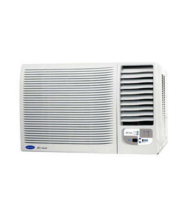 Carrier estrella plus 1 5 ton 3 star window ac reviews for 1 ton window ac price in kolkata