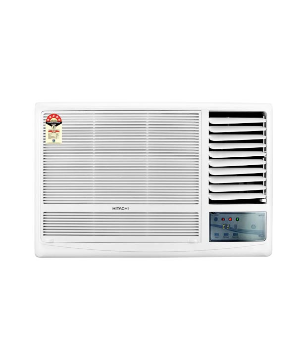 Hitachi kaze plus raw222ktd 2 ton 2 star window ac for 2 ton window air conditioner