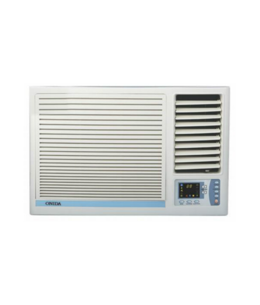 Onida w123trd trendy plus 1 ton 3 star window ac reviews for 1 ton window ac price list 2013