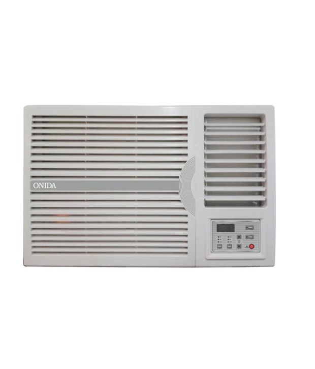 Onida w183flt power flat 1 5 ton 3 star window ac for 1 ton window ac price in kolkata