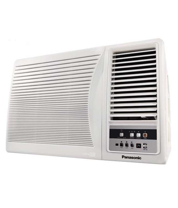 Panasonic cw yc1815ya 1 5 ton 3 star window ac photos for 1 ton window ac price in kolkata
