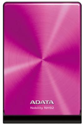 Adata Nobility Series Nh92 2.5 Inch 500 Gb External Hard Drive Image