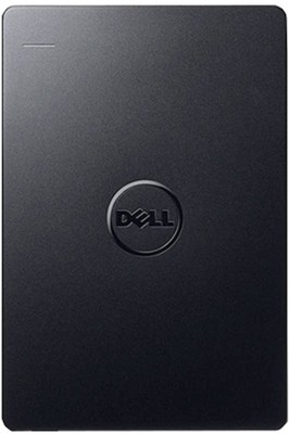 Dell Portable Backup 1 Tb External External Hard Drive Image