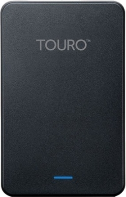 HGST Touro 2.5 Inch 500 Gb External Hard Drive Image