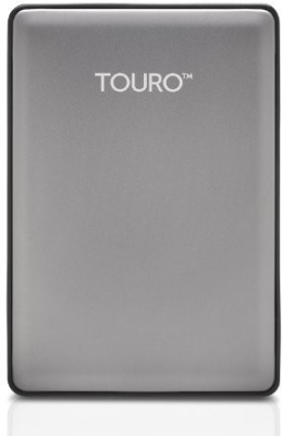HGST Touro S 500 Gb Wired External Hard Drive Image