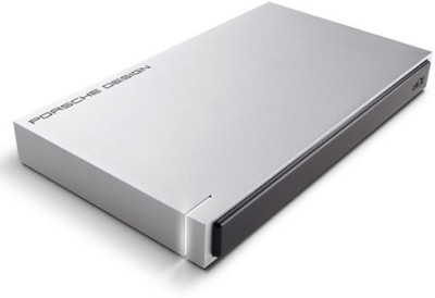Lacie 2 Tb Wired External Hard Drive Image