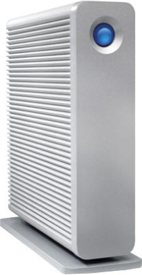 Lacie 4 Tb External Hard Drive Image
