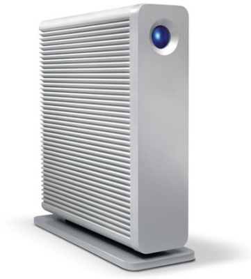 Lacie 5 Tb Wired External Hard Drive Image