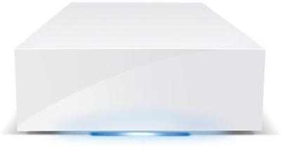 Lacie Cloudbox 1 Tb External Hard Drive Image