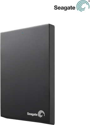 Seagate 1 Tb Wired External Hard Drive Image