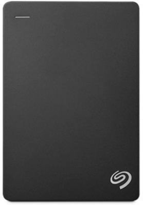 Seagate Backup Plus 4 Tb Wired 200 Gb Cloud Storage External Hard Drive Image