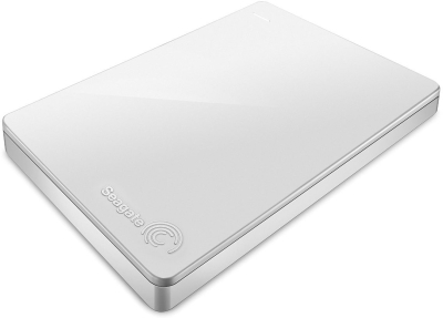 Seagate Backup Plus Slim 1 Tb Wired 200 Gb Cloud Storage External Hard Drive Image