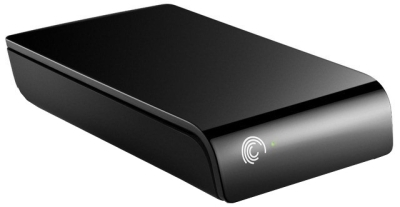 Seagate Expansion 2 Tb With Power Supply External Hard Drive Image