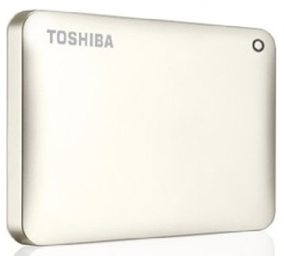 Toshiba 1 Tb External Hard Drive Image
