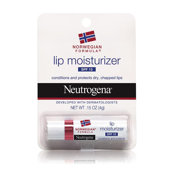 Neutrogena Norwegian Formula Lip Moisturizer Image