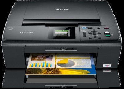 brother dcp-j125 printer driver