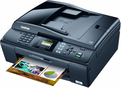 Brother MFC J415W Multifunction Printer Image