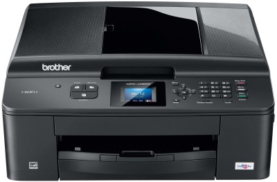Brother MFC J430W Multifunction Printer Image