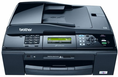 Brother MFC J615W Multifunction Printer Image
