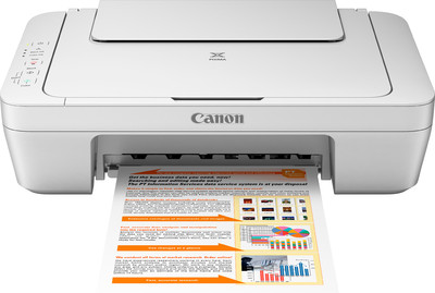 Canon PIXMA MG2570 AllinOne Inkjet Printer Image