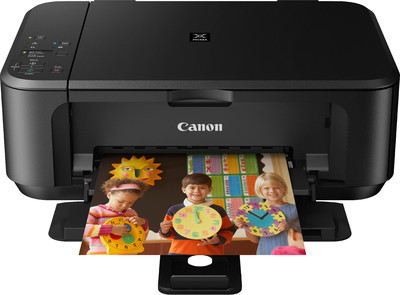 Canon PIXMA MG3570 AllinOne Inkjet Wireless Printer Image