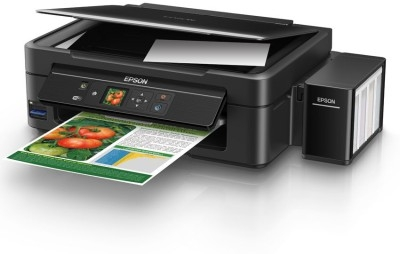 Epson L455 Wifi with Memory card Multifunction Printer Image
