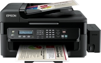 EPSON L555 MULTIFUNCTION INKJET PRINTER Reviews, EPSON L555