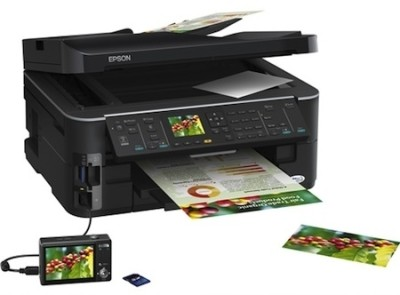 Epson ME Office 960FWD Multifunction Printer Image