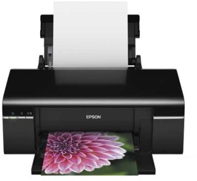 Epson T 60 Single Function Printer Image