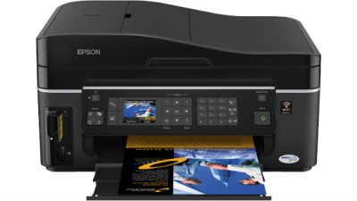 Epson TX 600FW Multifunction Printer Image