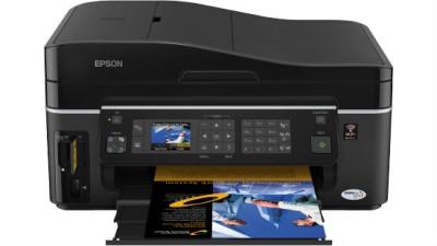 Epson TX 600FW Multifunction Printer Image