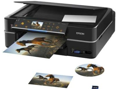 Epson TX 720WD Multifunction Printer Image