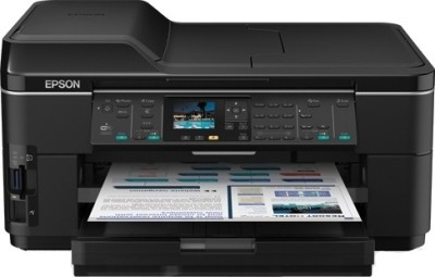 Epson WorkForce WF 7511 Multifunction Printer Image