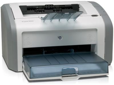 HP 1020 Plus Single Function Printer Image