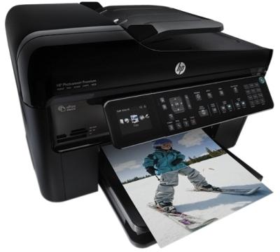 HP C410d Multifunction Printer Image