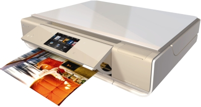 HP D411a Multifunction Printer Image