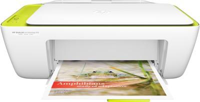 HP DeskJet Ink Advantage 2135 All in One Printer Image