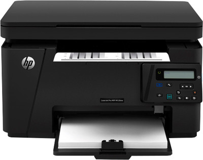 HP LaserJet Pro MFP M126nw Multifunction Printer Image