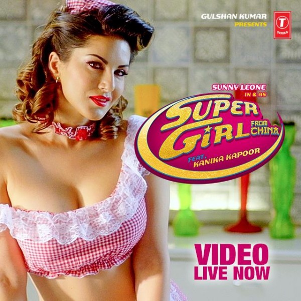 Super Girl From China - Kanika Kapoor Feat Sunny Leone Mika Singh Image