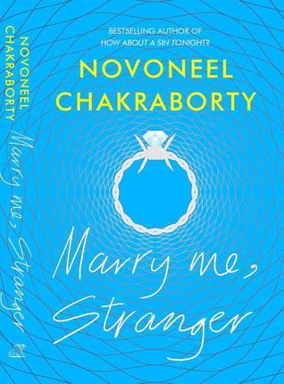 Marry Me, Stranger - Novoneel Chakraborty Image