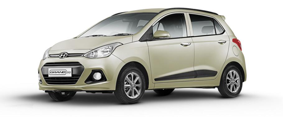 Hyundai Grand i10 2015 Era 1.2 Kappa Dual VTVT 4 Speed Automatic Image