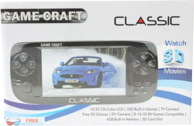 Gamecraft Classic PAPK3 4 GB Image
