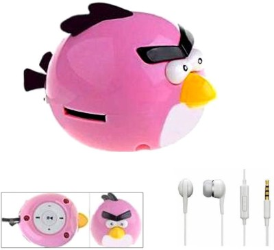 Captcha High Quality Birds Cartoon Mp3 Player Image