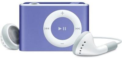 Captcha Hq Metallic Body Shuffle Design Mp3 Player Image