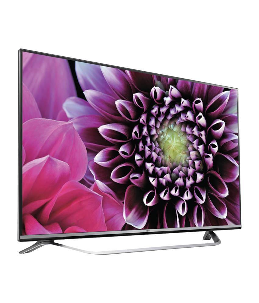 LG 43UF770T 108 cm (43) LED TV (Ultra HD (4K), Smart) Image