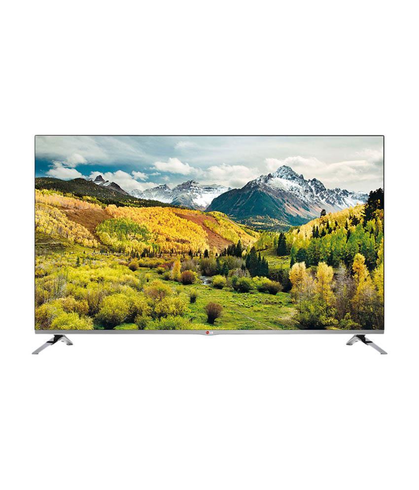 LG 47LB6700 119 cm (47) LED TV (Full HD, 3D, Smart) Image