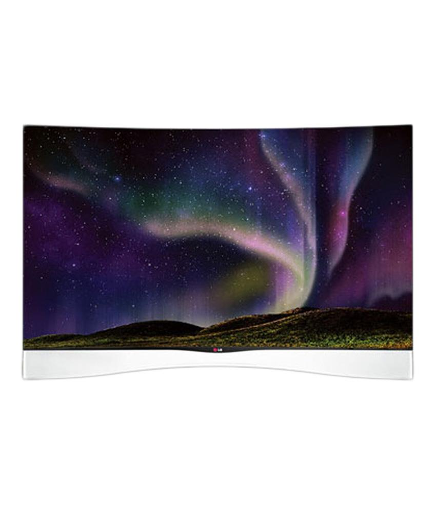 LG 55EA9700 138 cm (55) LED TV (Full HD, 3D, Smart, Curved) Image