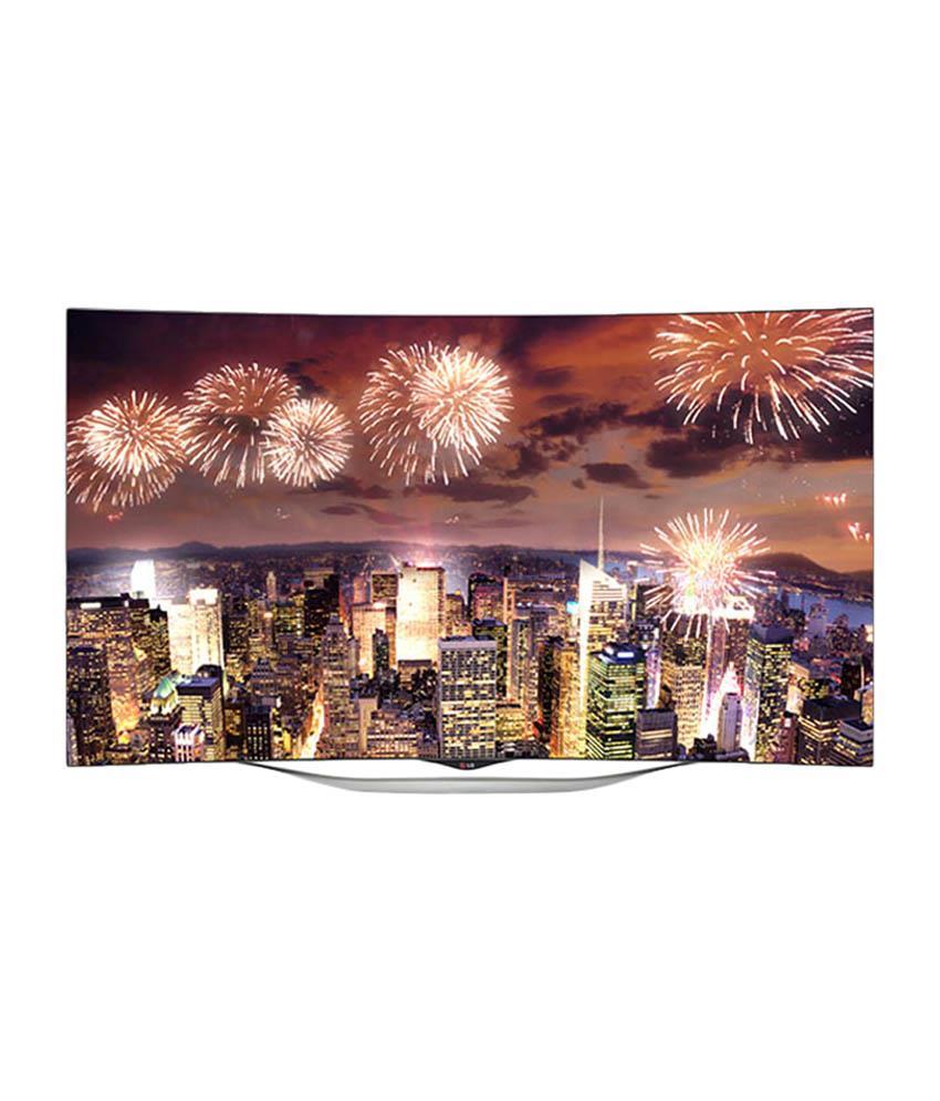 LG 55EC930T 139 cm (55) OLED TV (Full HD, 3D, Smart, Curved) Image
