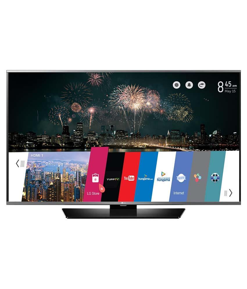 LG 55LF6300 139.7 cm (55) LED TV (Full HD, Smart) Image